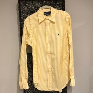 Ralph Lauren - classic Fit button down - Men's S